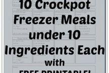 Crockpot / Food