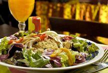 Alimentos - Saladas