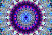 Mandalas / The art form of Mandala