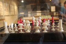 Échecs & Art / Les expositions autour du jeu d'échecs