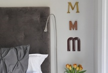 Bedrooms / by Susanne Croley