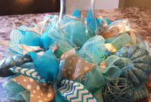 Party Ideas & Decor / Centerpieces, banners, party favors, etc. / by Claudia Garcia