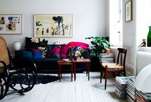 interior / ■Fablic& cloth & pattern
