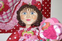 Art Dolls / Bonecas / Unique handmade Dolls created by Alexandra Graça.