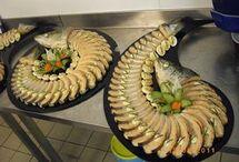 Presentaciones de buffet