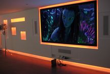 Our work: Home Theater / Our finished works, details and more ...