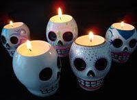 day of the dead deco