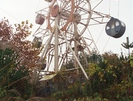 Abandoned Amusement Parks / by carol ravignat