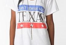 Texas thangs