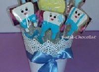 Butik Pasta, Kurabiye, Cupcake  Tasarımları / Çikolata tadında pasta, kurabiye ve daha fazlası
