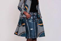 African coat