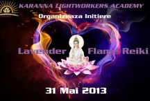 KARANNA Lightworkers Academy © / Spirituality & Education / by Karanna Lightworkers