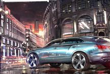car-rendering