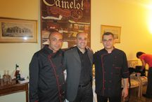 ready to start !!! / sicilian dishes