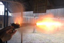 Broń czarnoprochowa / Czarny proch, broń, colt 1860, black powder, guns