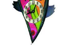 Clocks / by Kris Phillippay