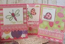 cards 3 x 3 ideas / by Julie Robinson