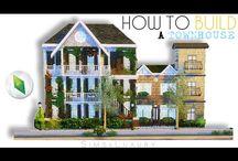 Sims • Häuser