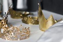 Crowns / by Ilana Meilak