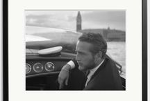 Paul Newman Collection / Paul Newman – superstar, screen figure, sex-symbol and the man with the most famous blue eyes in movie history… See full collection here: https://www.soniceditions.com/gallery/paul-newman