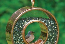 Kuş yemlikleri