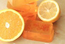 Citrus/Hazelnut