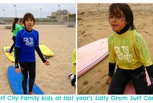 Surf City Family Summer Activities