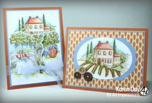 Cards-Art Impressions / by Kathie Maltby