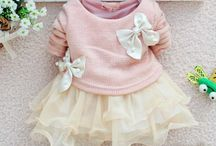 Christmas inspiration for Embun / Wanna dress up my baby like this