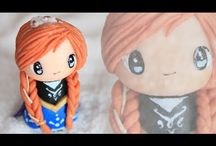 personnages fimo