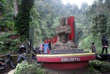 MADIKARAPURA WATERFALL, PROBOLINGGO, INDONESIA / feel the atmosphere........