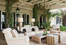 House~Outdoor Living Area