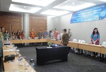 Windu Bank Meeting at Mahogany Hotel Nusa Dua Bali