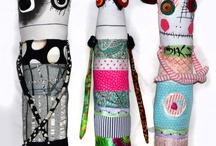 Community art & craft ideas