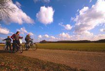 Fietsroute langs de Hunebedden! / Onze fietsroute langs de hunebedden, midden door het prachtige Drentse Landschap