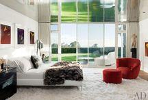 decor | bedroom | contemporary & modern / by Jeanna Iskaliyeva