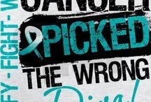 Cervical cancer warrior