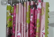 Beautiful and unique curtains and blinds by Natalie Canning - The Soft Furnishing Experts / Be inspired by our beautiful and unique curtains and blinds.