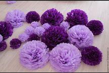 цветы-шары