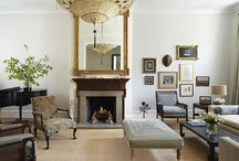On The Town / ON THE TOWN: Designer Louis Navarrete Orchestrates an Understated Philadelphia Town House for New York Transplants  #LouisNavarrete #LivingRoom #Greatroom #InteriorDesign #InteriorDecorating #Townhouse #Design #Designmagazine #Philadelphia #RoomTour #HouseTour  Read More at: http://designlifenetwork.com/on-the-town