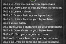St. Patrick Party Ideas