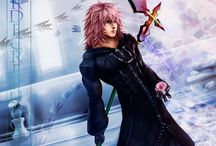 Kingdom Hearts Marluxia