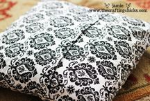 Sewing: Pillow Ideas / by Jackie