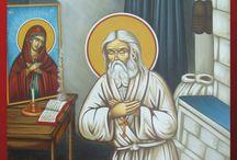 www.sirimis.gr / Byzantine Iconography - Wallpainting  by Vasilios & Periklis Sirimis