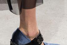footwear with a twist