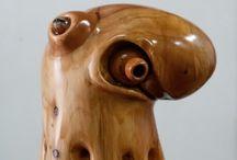 maderas / Mis creaciones en madera