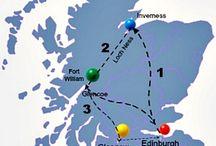 Scotland Tour Ideas / Touring ideas for Scotland