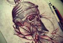 caveira tattooo