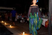 MENA Koko Kaftan Launch Samoa August 2016 / MENA Pacific Fashion; Kaftan Launch in Samoa Polynesian design fashion