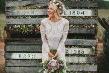 Ideer til brudelooken